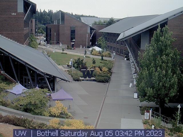 UW Bothell Webcam